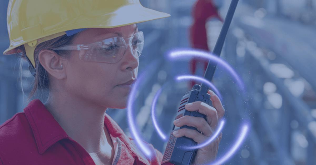 Motivos para utilizar radiocomunicadores na sua empresa