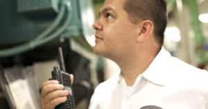 Entenda como o rádio comunicador aumenta a produtividade da empresa